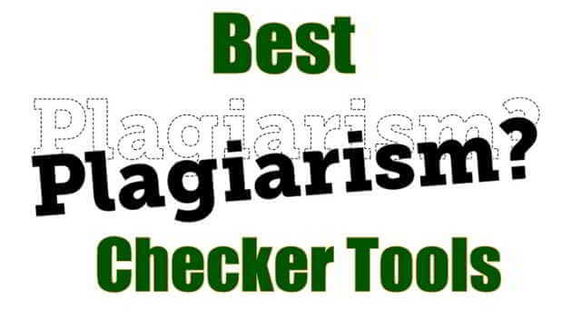Best-Free plagiarism checker tool