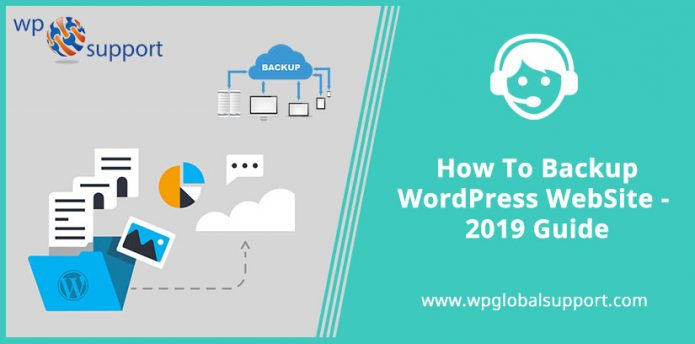 Backup-WordPress-WebSite-2019