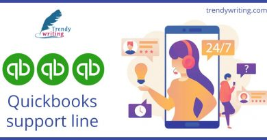 Quickbooks support line